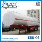 3 de Aanhangwagen van de Tank van de Olie van de as 60t voor Vervoer van de Olie