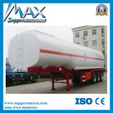 Oil Transport를 위한 3 차축 60t Oil Tank Trailer
