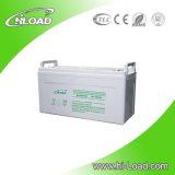 密封された自由な維持の太陽鉛酸蓄電池12V