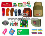 PVC Products Making Machine per Label/Rubber Patch/Keychain