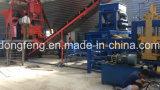 Qt12-15都市建設プロジェクトのためのフルオートマチックの煉瓦ブロックの生産ライン機械