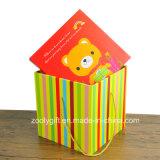 Boîtes en carton ondulé de empaquetage estampées par coutume