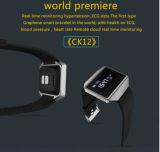 IP67 waterdichte Slimme Armband met de Monitor van het Tarief van het Hart