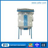Filtro de impulsos de separación de polvo para la línea de producción de alimentos