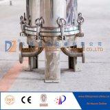 Filtro de saco Multi- do aço inoxidável para a indústria química
