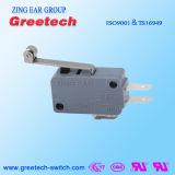 Zing 귀 G5 시리즈는 마이크로 누름단추식 전쟁 스위치를 방수 처리한다