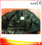 Veste chauffante à batterie rechargeable Li-on