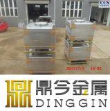 De Tanks van het roestvrij staal voor Voedsel/Olie/Chemisch product