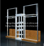 Wall Cabient et Slatwall pour The Specialrity Store, Display Shelf
