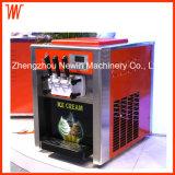 Machine de fabrication de crème glacée douce commerciale compacte à vendre