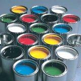 2k tinta acrílica de cor acrílica sólida preta