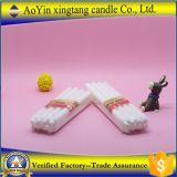 Vela votiva blanca de la venta al por mayor el 1.4X16cm por la fábrica de la vela de China