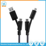 5V/2.4A UNIVERSAL SYSTEM BUS Type-C Dated Customized Cable for Mobile Phon