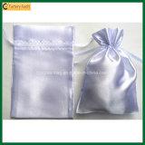 Sacos de costura de cetim de cetim personalizados para cetim (TP-dB268)