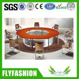 Table ronde de réunion de meubles de bureau de conception ronde (CT-22)