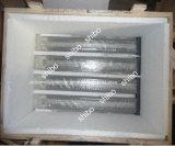 U het Verwarmen van het Carbide van het Silicium van de Vorm Elementen voor Ovens en Ovens