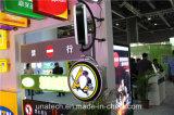 Вакуума Шелк-Печатание знаков СИД индикации Semioutdoor магазина вращаясь коробка пластичного светлая