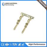 자동 연결관 삽입 Pin 남성 철사 합동 단말기 DJ612-2.2*0.6A