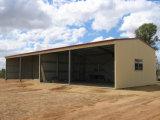 Costruzione chiara prefabbricata della strumentazione dell'azienda agricola della struttura d'acciaio (KXD-100)