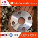 Bride de Fifting de pipe d'acier du carbone Dn10-Dn1200