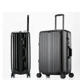 Пароля застежки -молнии колеса чемодана способа багаж всеобщего водоустойчивый