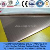 Precio competitivo inoxidable de la placa de acero de la alta calidad 430 (HL de la superficie)