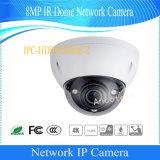 Caméra vidéo numérique d'IP de réseau de dôme de Dahua 8MP IR (IPC-HDBW5830E-Z)