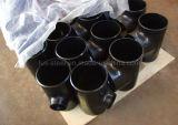 Ajustage de précision de pipe droit d'acier du carbone de té d'étirage à froid