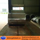 Le matériau de construction de construction a galvanisé la bobine en acier
