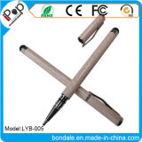 2 dans 1 crayon lecteur d'aiguille de coeur d'aiguille de stylo bille pour le matériel de panneau de contact