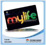 Offsetdrucken-Chipkarte Belüftung-Plastikfreies Beispielbesuchskarte