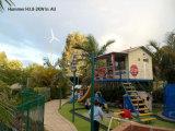 수평한 Axis Permanent Magent Wind Turbine Generator 2000W