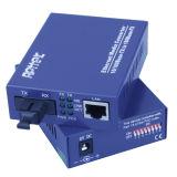 10/100m Однорежимный WDM Медиаконвертер Сети Ethernet (APT-103WSL33/53OC)