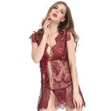 Vêtements de nuit des femmes Pyjama G-Strings Lingerie Sexy lingerie sexy nuisette Sexy Hot dentelle Lingerie transparente