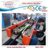 PVC/PP/PE het ventileren de Lopende band van de Pijp