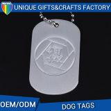 Nuevo producto profesional de recuerdos de metal personalizados Dog Tag