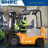 Snsc 2т электрический вилочный погрузчик для Саудовской Аравии