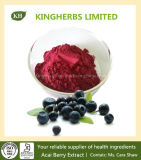 Acai Berry Extraia Flavonas 10%; 4: 1, 10: 1