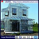 Casa Casa-Modular do frame de aço do Casa-Aço