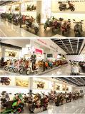 中国の安い価格の電気スクーターのバイク小型Eのスクーター