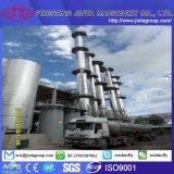 L'éthanol carburant de l'équipement de distillation
