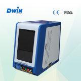 Машина маркировки лазера волокна металла 20W Китая портативная (DW-F20W)