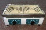 Fornace universale registrabile elettrotermica del laboratorio