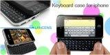 Glisser le clavier sans fil Bluetooth pour iPhone avec le plastique ABS (K335)