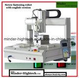 De volledige Engelse CNC van de Versie Vastmakende Robot mD-Dl-T5511 van de Draad