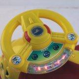 Passeio barato e popular do carro do balanço do bebê no carro do brinquedo