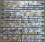 金属モザイク、金属製壁タイル