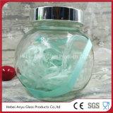 Verre de rangement en verre étanche / pot de bonbon / pot de maçonnerie / bouteille d'épices / pot de bougie