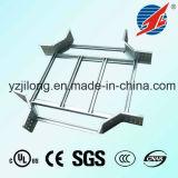 Tipo de escada galvanizada Bandeja de cabos