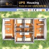 Casa prefabricada movible para el dormitorio de trabajo